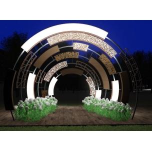 Входные арки