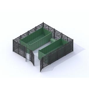 Бункерные площадки